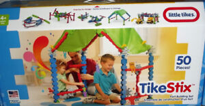 NEW: Little Tikes TikeStix Clubhouse - PRICE REDUCED !!