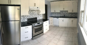 3 bedrooms house for rent (heat&water included)
