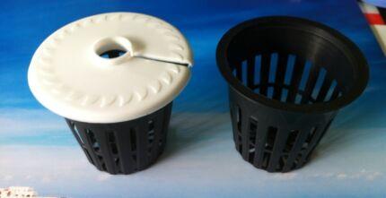 "2"" Hydroponic / Aquaponic Mesh Net Pots - CAN POST  Perth CBD Perth City Preview"
