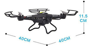 New QUADCOPTER DRONE - YES IT CAN DO 360 DEGREE BARREL ROLLS!! London Ontario image 3