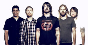 Foo Fighters Thursday July 12th @ 7:00pm @ Rogers Centre