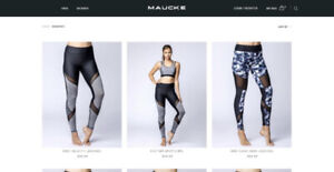 Huge Inventory of Fitness Apparel