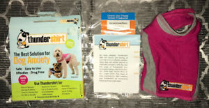 Xxs thundershirt for toy breed dog
