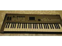 Yamaha mm6 synth