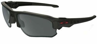 Oakley SI Speed Jacket OO9228-06 Matte Black / Black Iridium Polarized Sunglass (Speed Sunglasses)