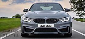 XXI 393 In Stock @ Prestige Plates Dateless Number Plate Registration BMW AUDI MERCEDES VW FORD SEAT