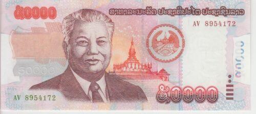Laos Banknote P38 50,000 Kip 2004, UNC