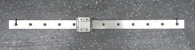 Iko Lwlf24 Linear Motion Rolling Guide Slide 502mm X 25mm Wide Rail