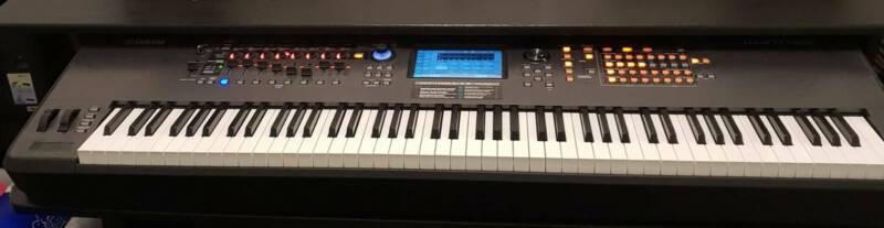 YAMAHA MONTAGE 8 | Keyboards & Pianos | Gumtree Australia Gold