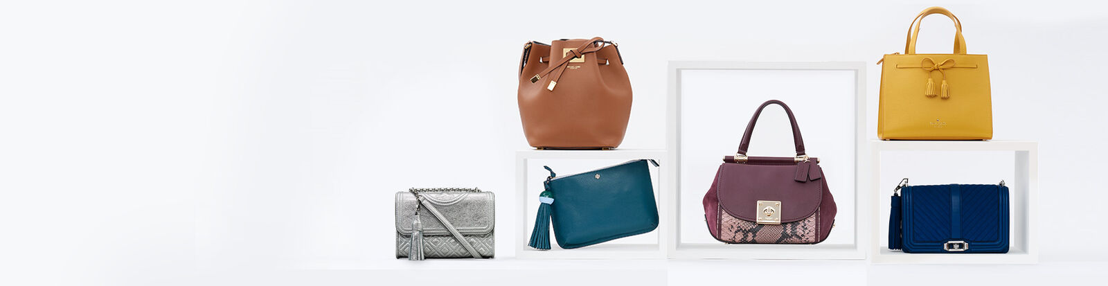 Get the latest by Michael Kors, Kate Spade, and more from $59.