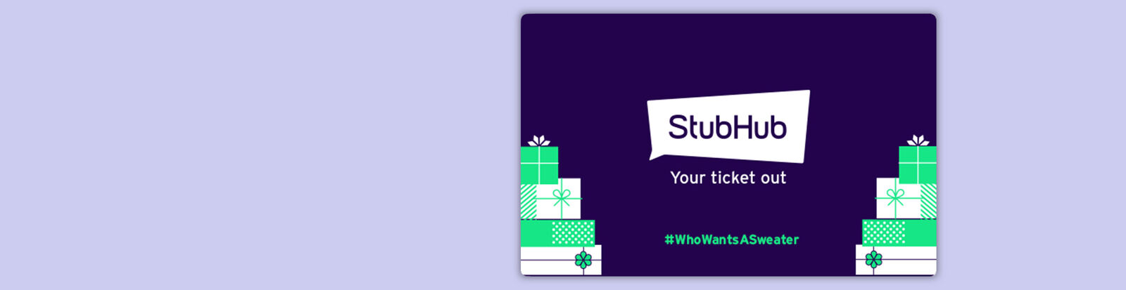 Get a $100 StubHub Gift Card for $80