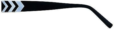 Change me Wechselbügel 8131 2 Brille Unisex Kunststoff Brillenbügel schwarz Neu