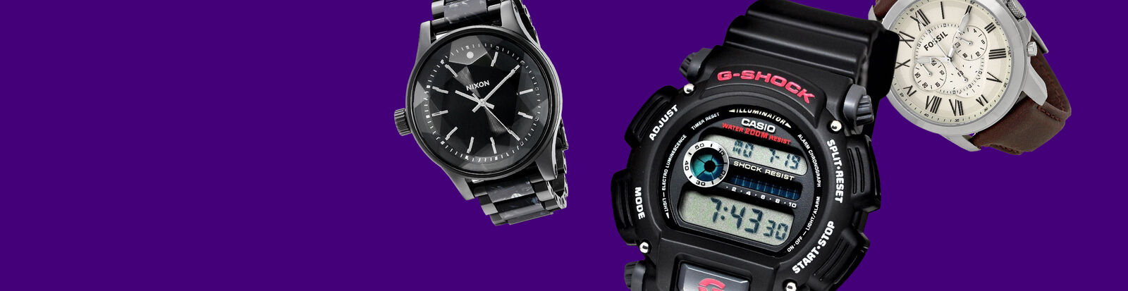 The Watches They Want for Under $60. Save now.