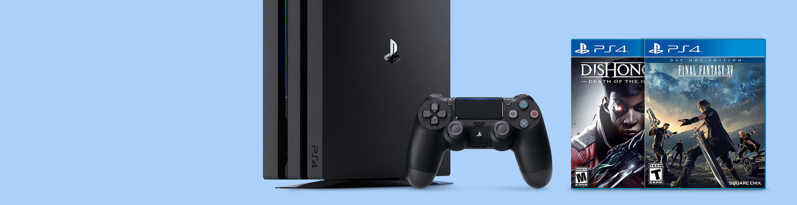 PlayStation 4 Pro Bundle for $349.99. Save now.