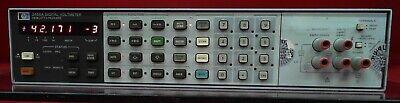 Hp - Agilent 3456a 2015a04149 Voltmeter