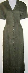 NEW -  Soft Olive Green Dress - Size 16