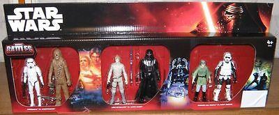 Hasbro Star Wars Epic Battles - 6 Actionfiguren NEU OVP NEW original Box