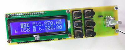 RTC01C HF Radio Transceiver Controller with Si5351