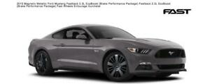 2015 FORD MUSTANG 2.3L PERFORMANCE WINTER RIM & TIRE COMBO ALL MAKES AVAILABLE