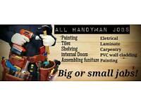 Handyman/Gardener Maintenance