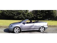 * * * SUMMER FUN * * * 2004 VAUXHALL ASTRA CONVERTIBLE 1.8 PETROL * * * BERTONE FULL YEAR MOT