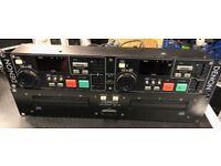 Denon DN-2000F MK3 dual CD player (spares and repairs)