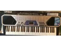 Casio CTK-481 electronic keyboard new in box