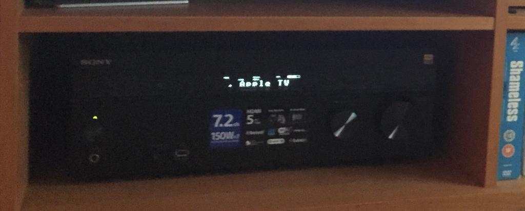 Sony STR-DN850 7.2 amp