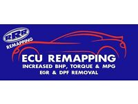 remapping DPF removal EGR delete ANTI LAG ECU repairs UPGRADES