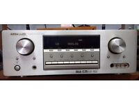 Marantz AV Surround Receiver SR-5400 massive amp 6 x 90 watts Silver