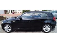 BMW 118D SE, 96500 miles, good condition inside and out, mechanically sound