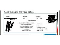 4 chainsmokers tickets