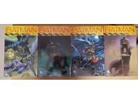 Batman: No Man's Land Volume 1, 2, 3 & 4. Collected Comics Collection. Like New.