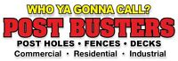 HIRING:  fencing layout guys and post setters