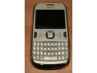 Nokia Asha 302. Boxed. O2, Tesco, Giffgaff