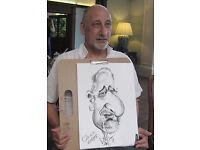 CARICATURIST/DIGITAL CARTOONIST to suit your budget! Creative & innovative entertainment