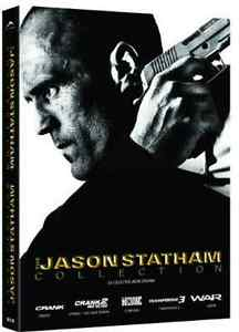 JASON STATHAM COLLECTION. Coffret 5 DVD. Le Mécano / Mechanic +
