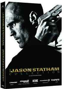 JASON STATHAM COLLECTION. Coffret 5 DVD.