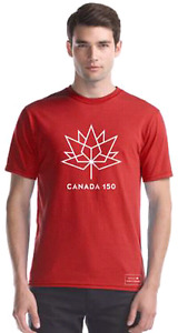 OFFICIAL LICENSED CANADA 150 T-SHIRT