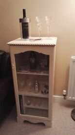 Drinks Cabinet Shabby Style