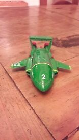 Matchbox Thunderbird 2 with Thunderbird 4