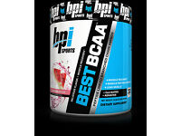 BPI SPORTS BEST BCAA - 30 servings - only £15!!!