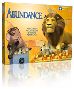 ABUNDANCE-GAME-known-as-Spiritual-Cash-Flow-Cashflow-Game-101-Rich-Dad