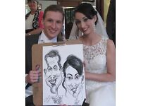 CARICATURIST/DIGITAL CARTOONIST AVAILABLE FOR YOUR EVENT