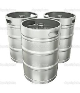 Stainless steel kegs Deniliquin Murray Area Preview