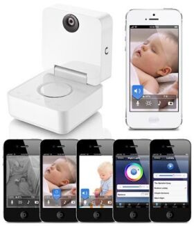 Withings smart baby monitor Sunnybank Hills Brisbane South West Preview