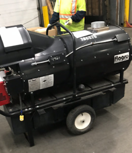 Grain dryer, New refurb Flagro FVO400 Diesel heater -Warranty-