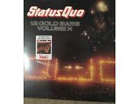 Signed Status Quo Vinyl