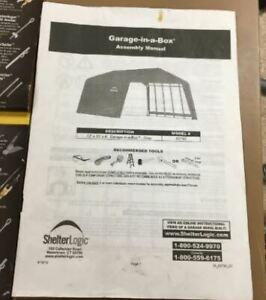 Shelterlogic Garage in a Box