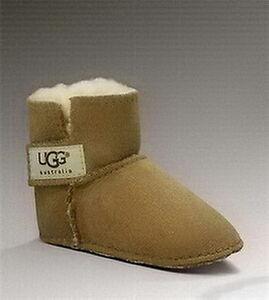 UGG Erin 5202 Kids Chestnut Boots